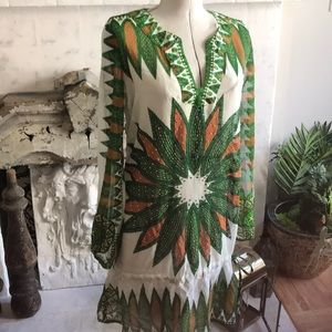 3/$25 GOA Beach Coverup Dress